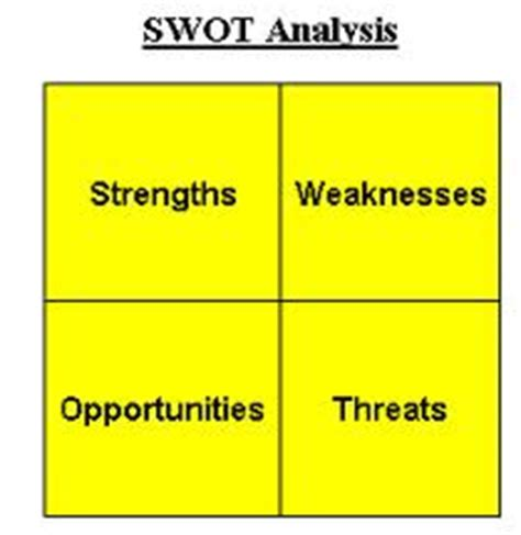 Personal swot analysis of a student essay